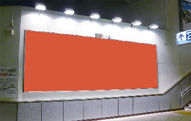 駅メディア(ポスター)